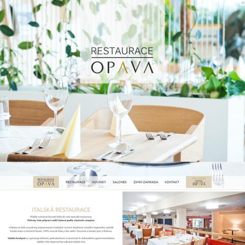 Restaurace Opava